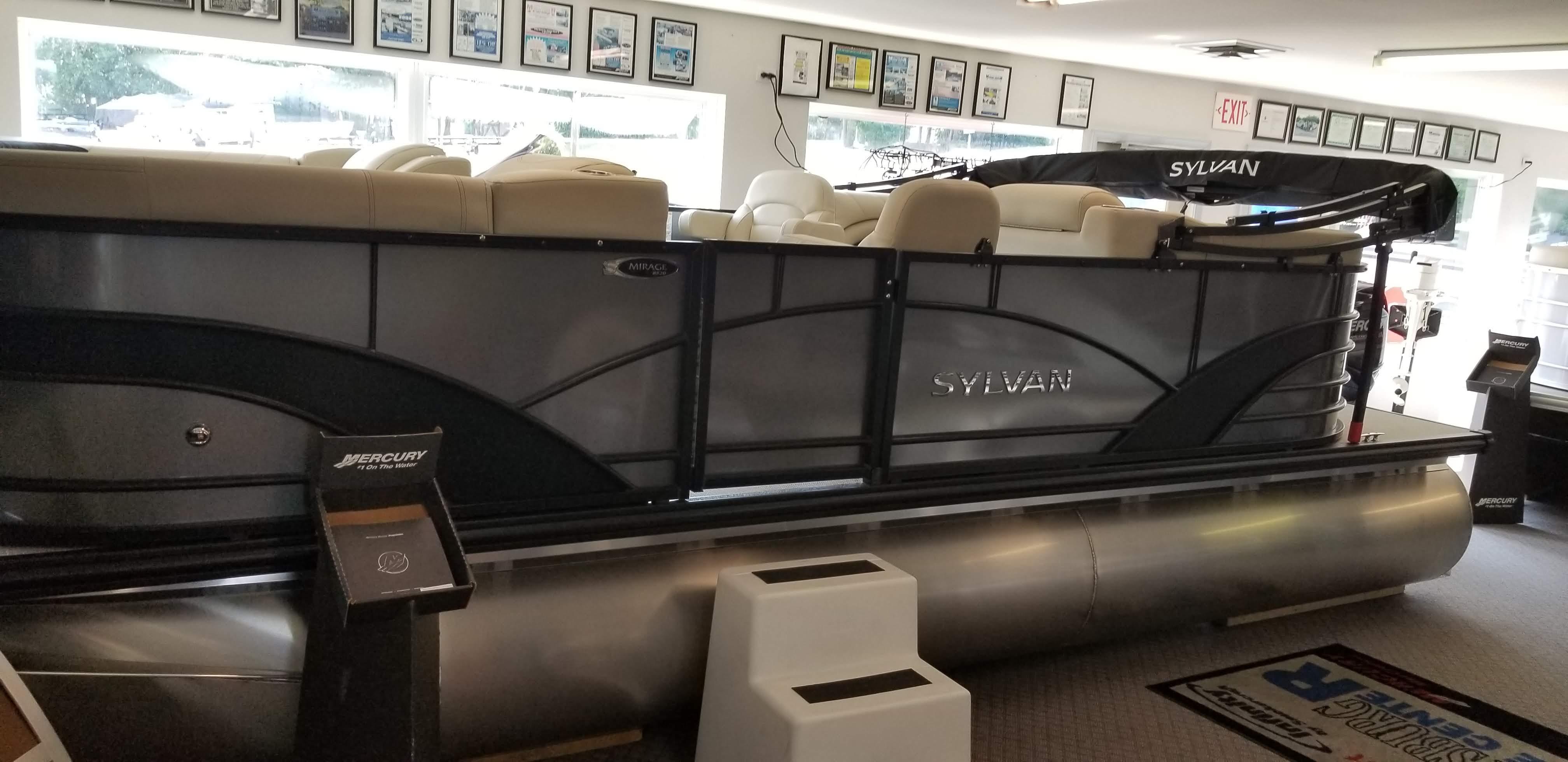2019 SYLVAN MIRAGE 8520 LZ