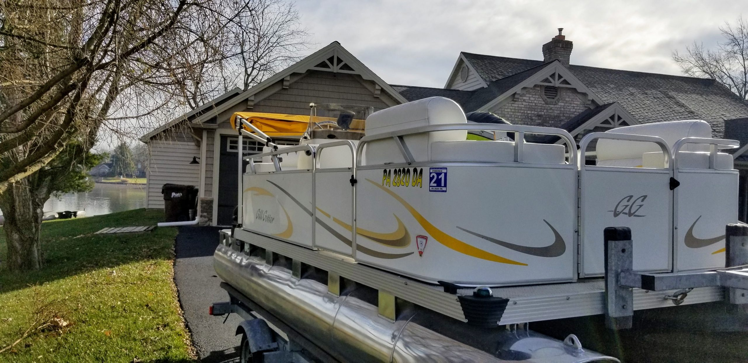 2008 Quest 615